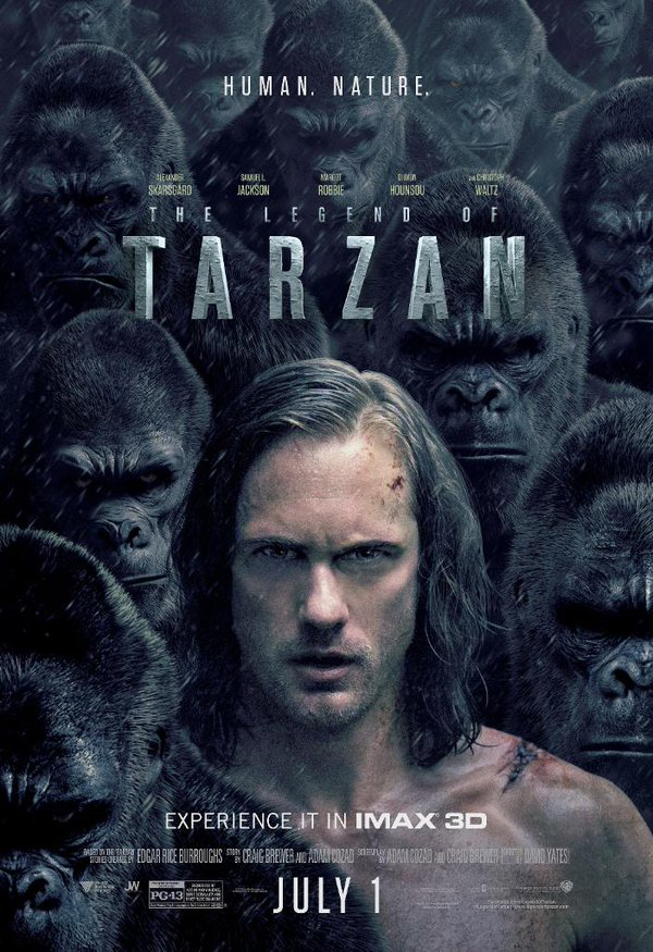 Tarzan Poster Imax