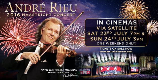 André Rieu concert