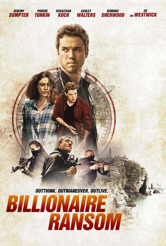 Billionaire Ransom poster
