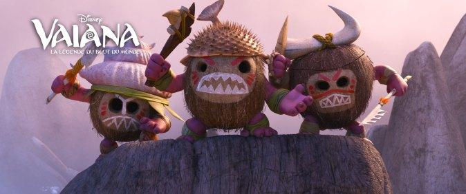 La tribu des Kakamoras est une drôle de bande de pirates fous en forme de noix de coco que rien ne peut arrêter.