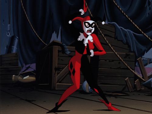 Harley Quinn annimé