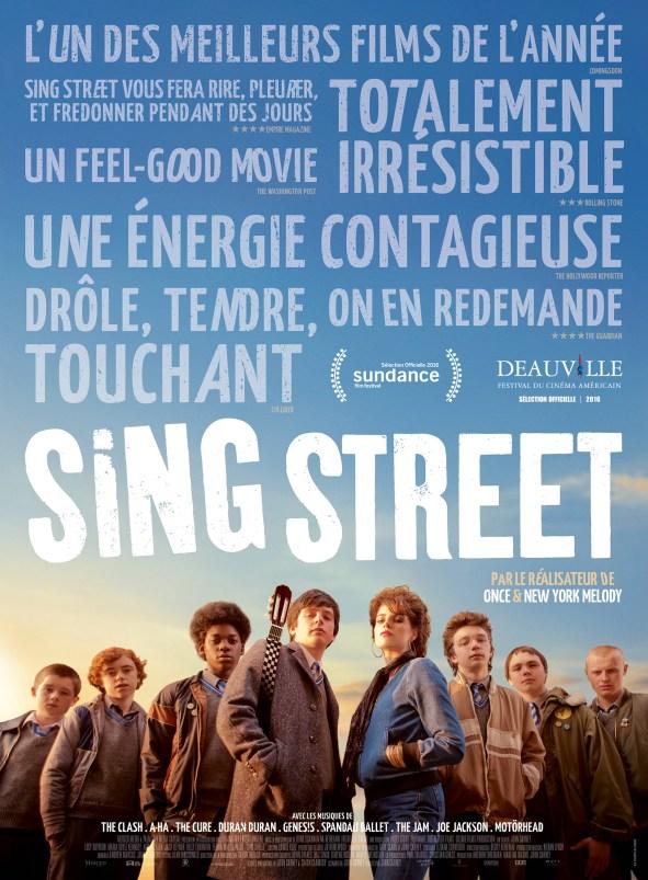 Sing Street affiche