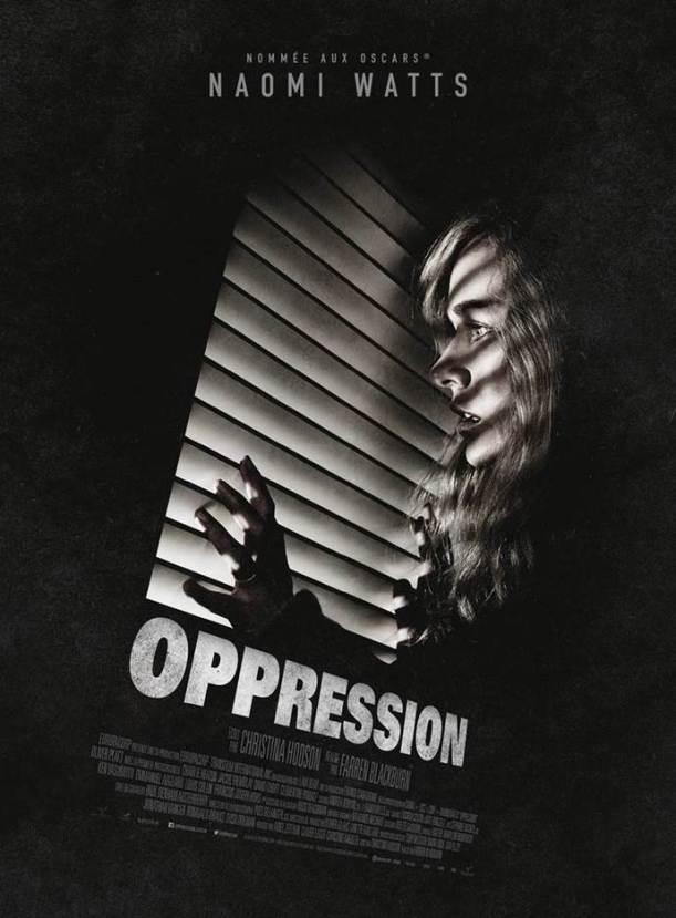 oppression-affiche