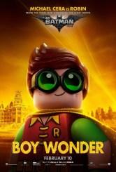 Lego Batman Persos poster US2