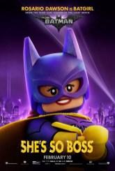 Lego Batman Persos poster US3