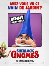 Sherlock Gnomes affiches FR0
