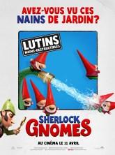 Sherlock Gnomes affiches FR2