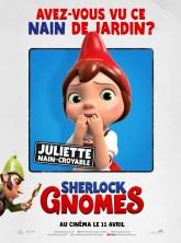 Sherlock Gnomes affiches FR3