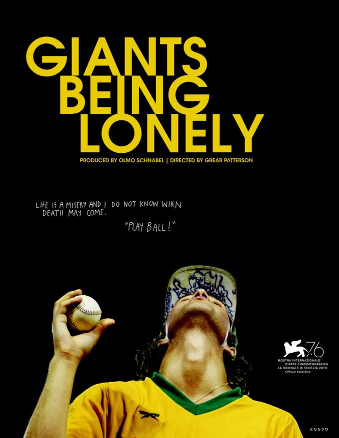 Giants Being Lonley