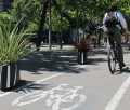 plastico carril bici