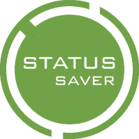Whatsapp status saver icon