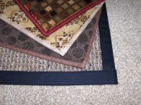 Carpet Binding Area Rug - Rug Designs