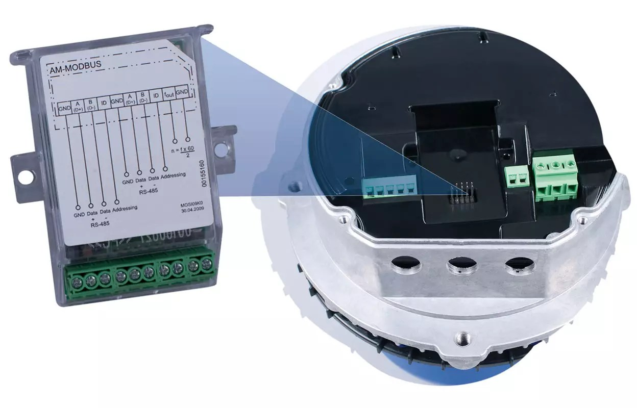 Bacnet Wiring Guide Ziehl Abegg Usa System Components