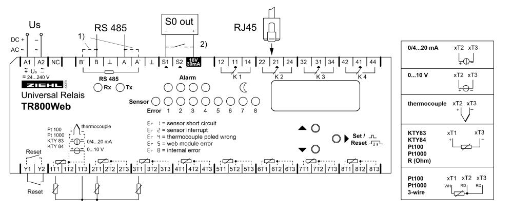 medium resolution of universal relay type tr800web