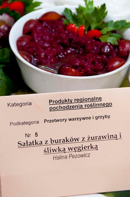 """Konkurs """"Nasze kulinarne dziedzictwo Smaki regionów"""" - Podlasie"""