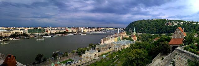Wzgórze Zamkowe i Zamek Buda - Pałac Królewski