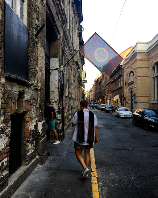 Fogas Haz - ruin pub Budapest