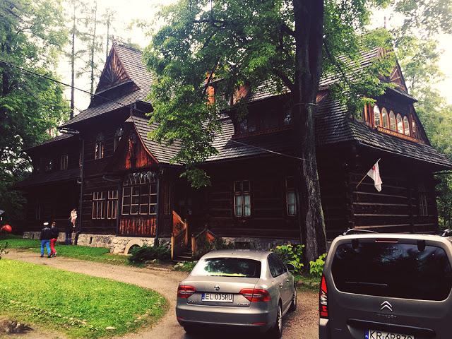 Willa Koliba - Muzeum Stylu Zakopiańskiego