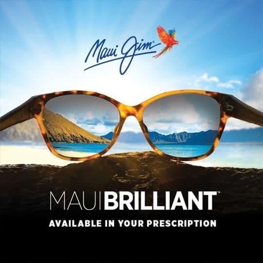 Maui Jim verkrijgbaar bij ZIEN Optiek Putten