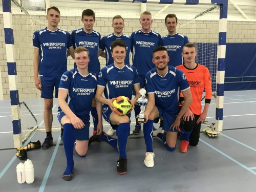 Intersport/Evertsesport kampioen 2e klasse B