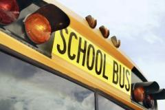 school bus lights