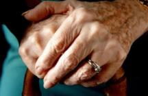 elderly hands - New Law Adds Bite to Nursing Home Neglect Lawsuits