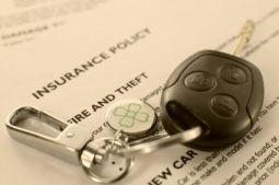 Keys-on-car-insurance-policy