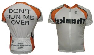 share the road jersey - NY Bike Injury Attorney Loves These Bicycle Jerseys!