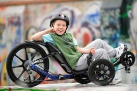 Cyclone Bike for Gideon - Let's Help 11-Year-Old Gideon Get the Bike He Needs