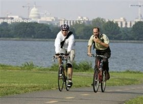 washington cyclists - D.C. Radio Host Kornheiser Goes Too Far, Urging Drivers to Hit Cyclists