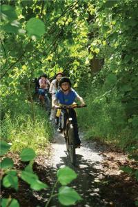 mountain biking kids
