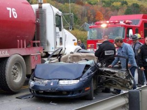 Tioga Car Crash 300x225 - Pennsylvania Tanker Crash Is a BAD Sign of the Changing Times