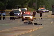 rochester crash2 - NY and PA Motorcycle Lawyer: DWI Crash Ends American Dream For Motorcyclist
