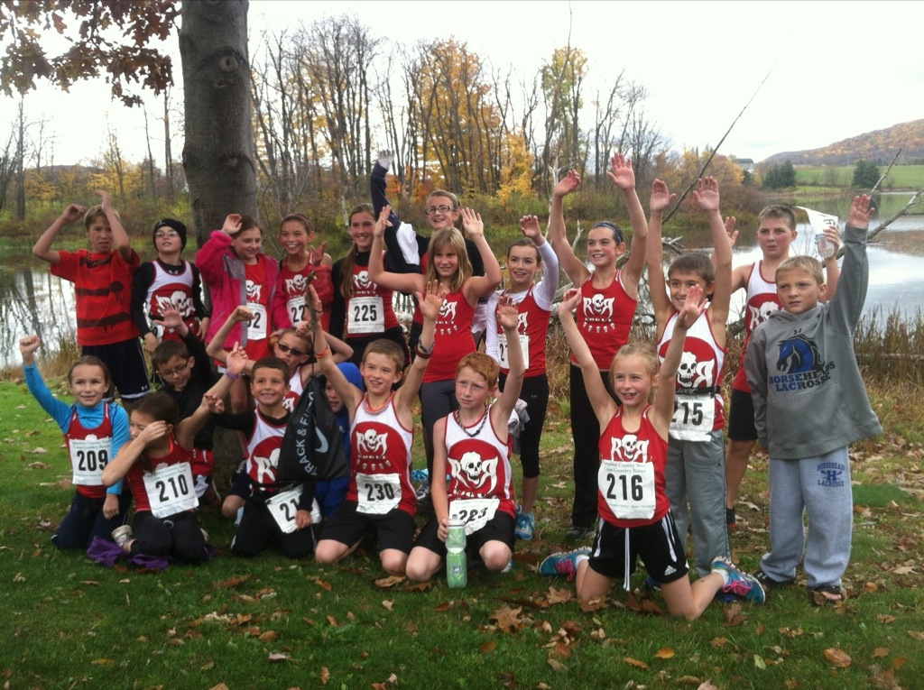 Rogue Youth Runners - Congratulations, JR. Rogue Race Team, From The Ziff Law Firm!