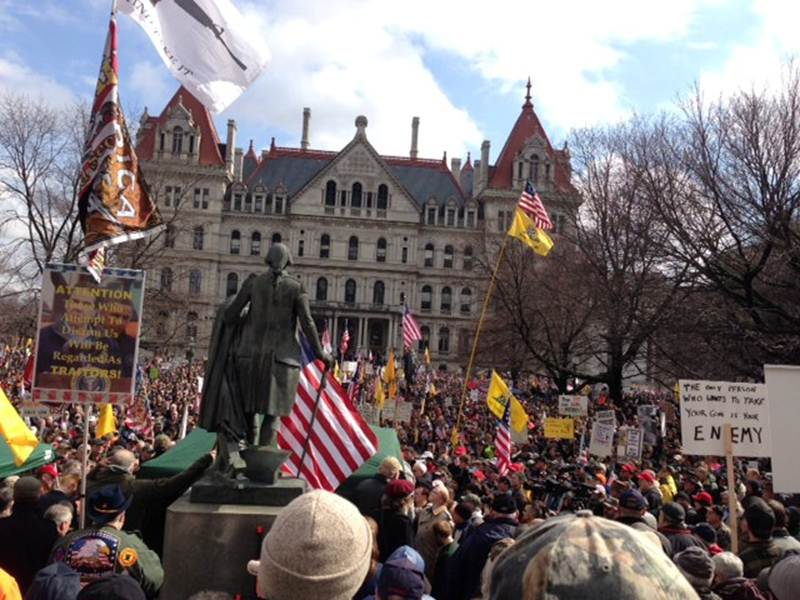 image003 - Thousands Rally Against New NY Gun Law As State's Supreme Court Questions Its Constitutionality