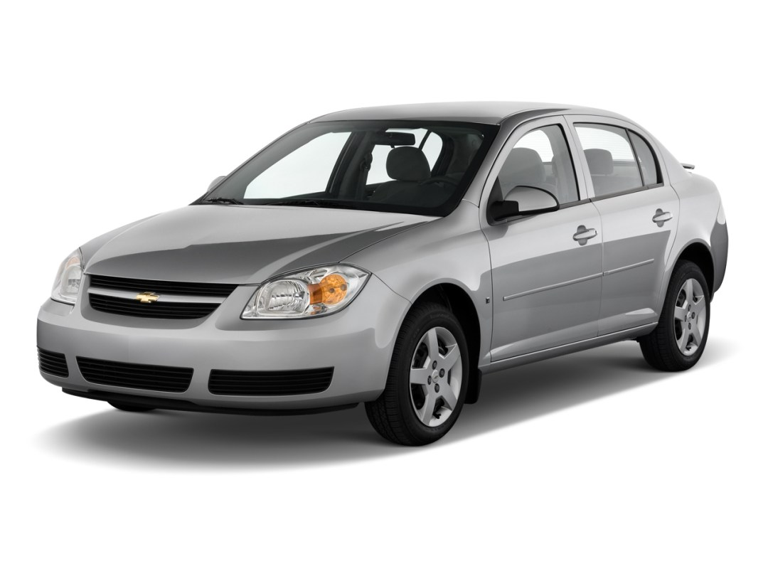 The 2009 Chevrolet Cobalt is among the recalled GM cars.