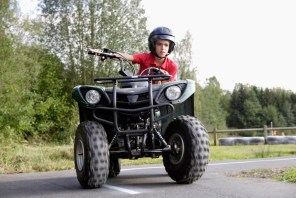 ATV Accidents - Safety Must Come First For ATV Riders Of All Ages, Says NY and PA ATV Injury Lawyer