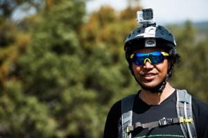 helmet mount camera