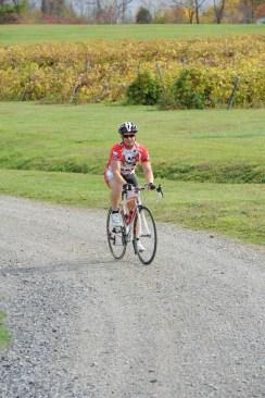 Jim on bike