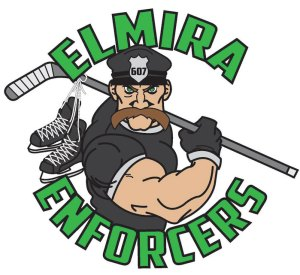 elmira enforcers logo 300x275 - Nominate A Veteran Today! Veteran Of The Game Program Ready For New Seasons In Elmira and Binghamton!