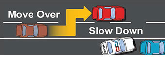 move over - Winter Strikes Early ... Are You Really Ready? Legal Tips for Winter Safety