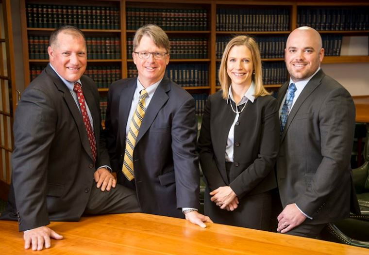 """Lawyers cropped - All Four Ziff Law Lawyers Selected As """"NY Super Lawyers""""/""""Rising Star""""!"""