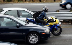 Motorcycle Lane Splitting 626x389 - NY and PA Motorcycle Lawyer: California Study Backs Lane-Splitting; Should NY And PA Reconsider Ban?