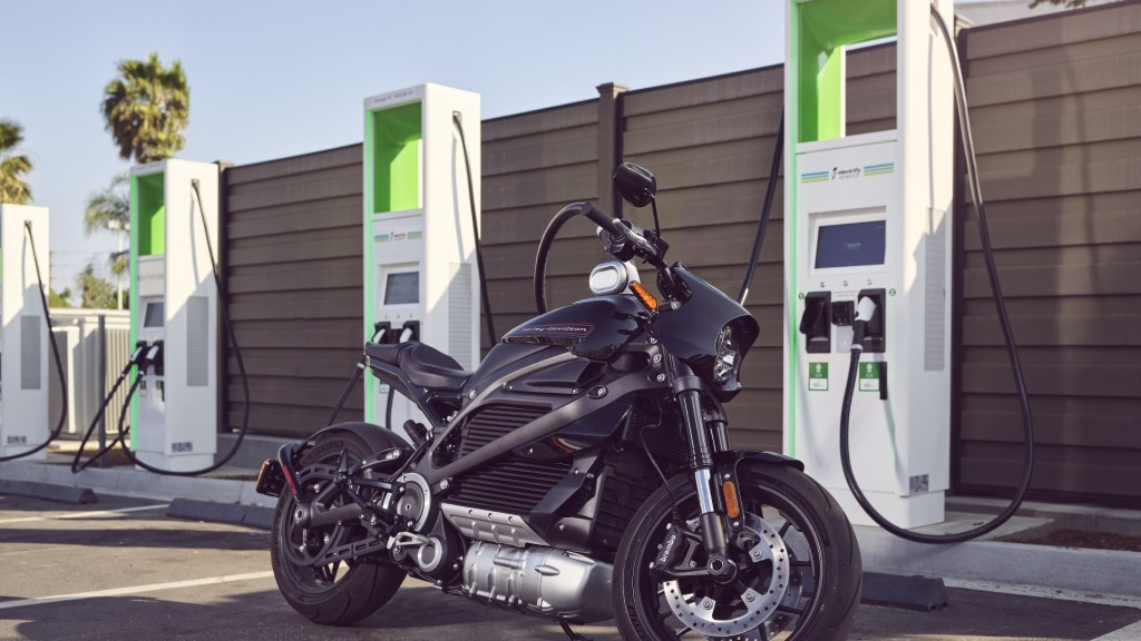Plugged in 1024x576 - Harley-Davidson Makes Smart Move, Unplugs New LiveWire Electric Bikes Amid Charging Problems, Says NY and PA Motorcycle Law Lawyer