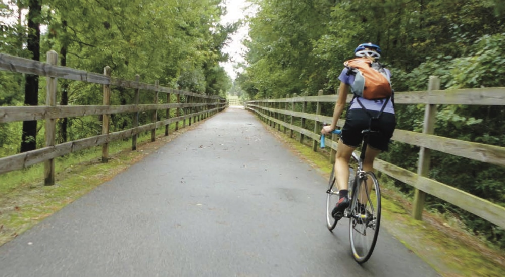 Trail pic 2 - NY Building 750-Mile Biking Trail That Will Boost Safe Cycling and Tourism