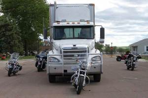 securedownload - Watch For Tractor-Trailers, A Big Danger To Motorcyclists, Says NY and PA Motorcycle Lawyer
