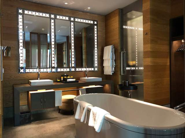 The Chedi Andermatt Cigar Circle