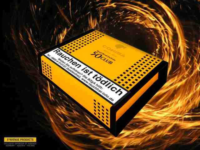 Cohiba Zigarillo 50er Club