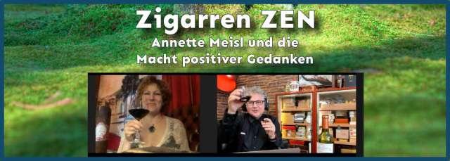 Zigarren ZEN 1 mit Annette Meisl