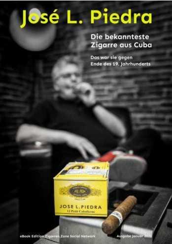 eBook Cover Jose Piedra